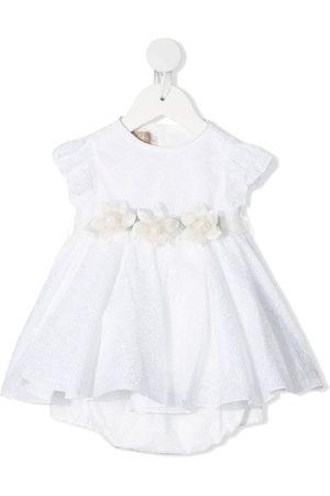 LA STUPENDERIA Baby Printed Dresses - Floral-motif sun dress