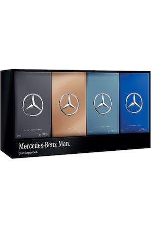 Mercedes Benz Men Sets - Men Set Of 4 Mini Perfume