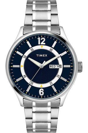 Timex Men Blue Analogue Watch