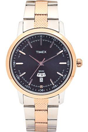Timex Men Watches - Men Navy Blue Analogue Watch TW000G913