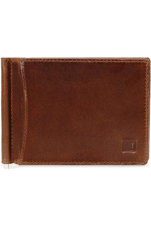 Impulse Men Brown Leather RIFD Secured Casual Formal Wallet