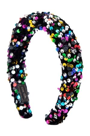 YouBella Hair Accessories - Multicoloured Embellished Hairband