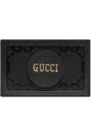 Gucci Men Wallets - GG Eco Nylon Card Holder