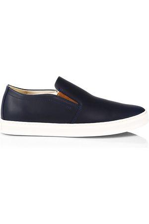 sorel Men Sneakers - Caribou Mod Slip-on Leather Sneakers