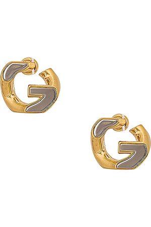 Givenchy Women Earrings - G Chain Medium Earrings in
