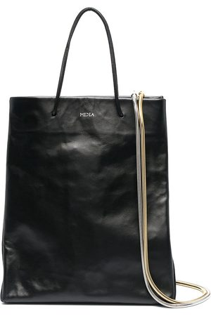 Medea Women Handbags - Busted creased-effect tote bag