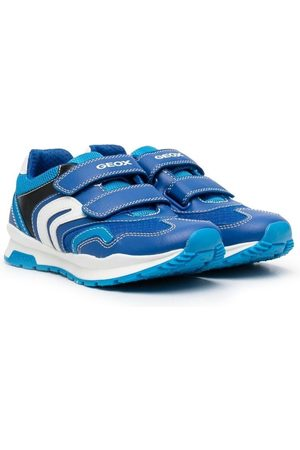 Geox Pavel touch-strap sneakers