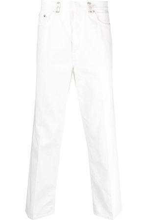 Lanvin Men Straight - Straight-leg jeans