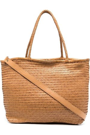 Officine creative Susan woven tote bag