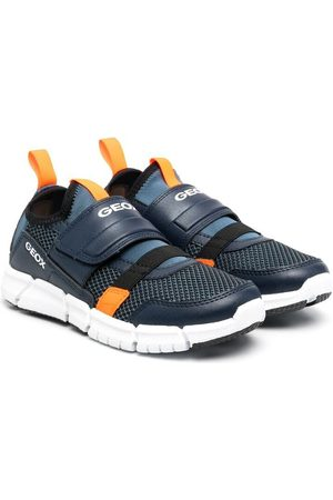Geox Panelled sneakers