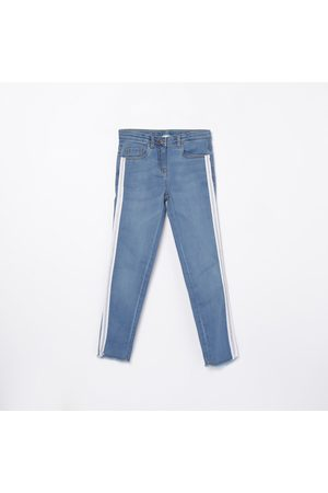 Bossini Girls Washed Slim Fit Jeans