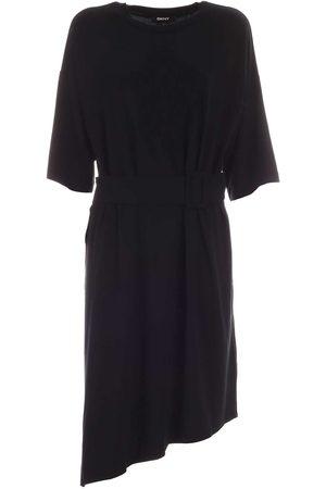 DKNY Women Tunic Dresses - Tunic w/belt