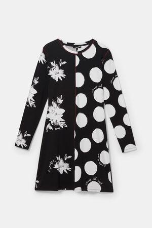 Desigual Mixras Dress - Negro