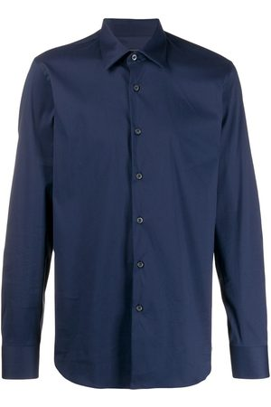 Prada Men T-shirts - MEN'S UCM608F62F0008 COTTON SHIRT