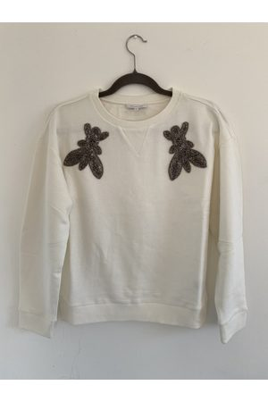 Patrizia Pepe Women Tops - Soft Sweat top with embroidery 8M1154