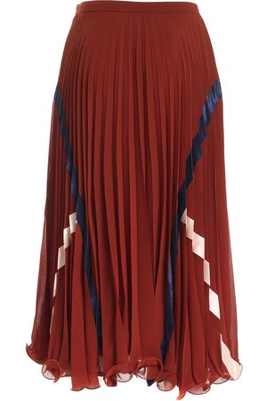 See by Chloé Women Skirts - Plisse Skirt