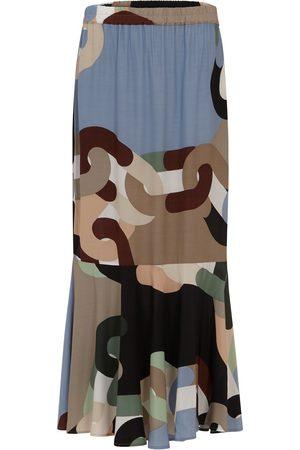 Coster Copenhagen Chain Print Skirt - Multi 905