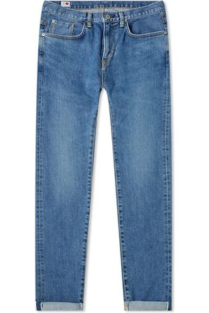 Edwin Slim Tapered Jeans - Made in Japan - Mid Used L30