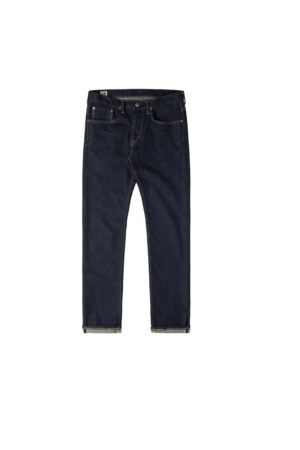Edwin Slim Tapered Jeans - Made in Japan - Rinsed L30