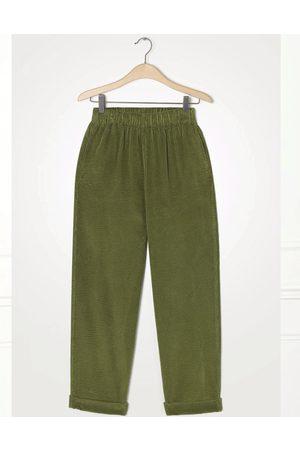 American Vintage Padow Conifer Cord Trousers