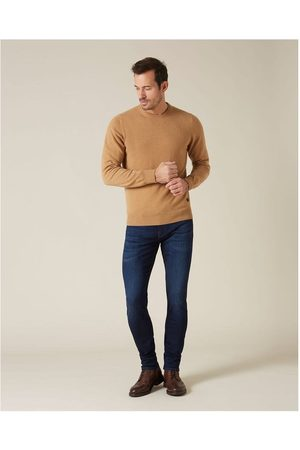 7 for all Mankind Slimmy Luxe Perf Plus Colour: Dark Denim
