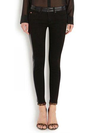 Hudson Women Slim Trousers - Hudson WC455 Leelou Skinny Crop