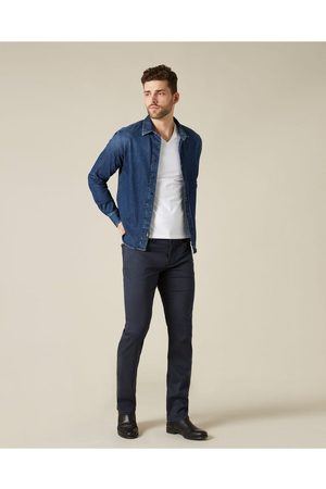 7 for all Mankind Slimmy Luxe Performance Sateen Jeans