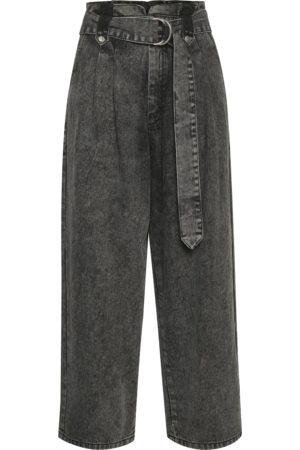 Gestuz AleahGZ HW Jeans Storm Grey