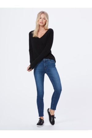 Paige Women Skinny - Hoxton Ankle High Rise Skinny Jean