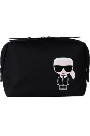 Karl Lagerfeld Women Toiletry Bags - K / Ikonik Nylon Beauty Case