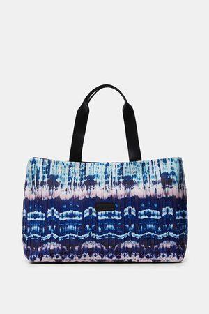 Desigual Women Handbags - Duffle Pleats Bag - Indigo