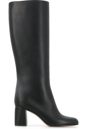 RED(V) 75mm KNEE-HIGH BOOTS
