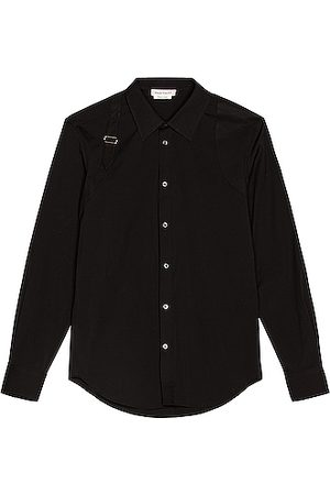 Alexander McQueen Long Sleeve Shirt in