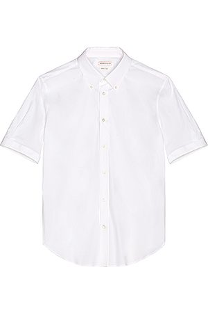 Alexander McQueen Short Sleeve Shirt in