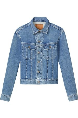 Lafayette 148 New York Laight Denim Jacket