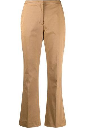 Aspesi Women Wide Leg Trousers - Cropped kick-flare trousers