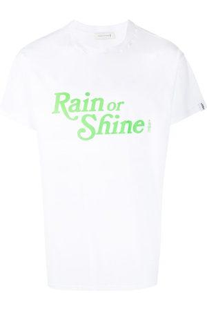 MACKINTOSH Men Short Sleeve - Rain or Shine T-shirt