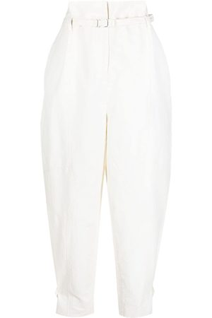 Stella McCartney High-waist tapered trousers