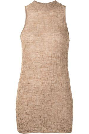 Muller Of Yoshiokubo Women Tank Tops - Knitted sleeveless top