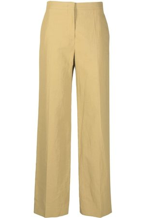 Jil Sander High-waisted tailored trousers