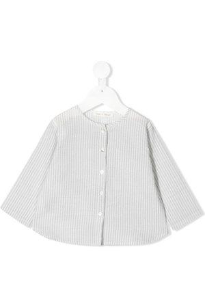 Zhoe & Tobiah Long Sleeve - Stripe-print shirt