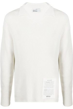 BALLANTYNE Ribbed-knit jumper