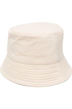 Ruslan Baginskiy Logo-embroidered bucket hat