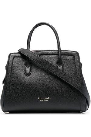 Kate Spade Knott leather tote bag