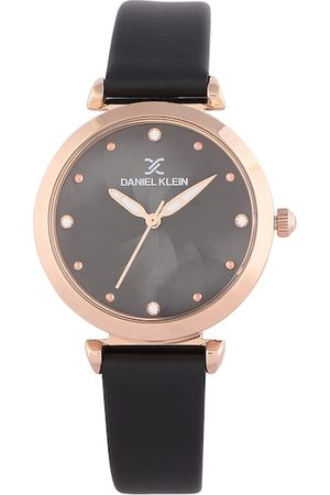 Daniel Klein Women Black Analogue Watch DK.1.12468-6