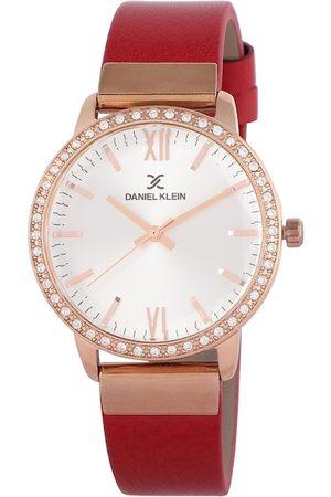 Daniel Klein Men Silver-Toned Analogue Watch DK.1.12424-5