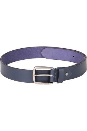 Ralph Lauren Men Blue Solid Belt
