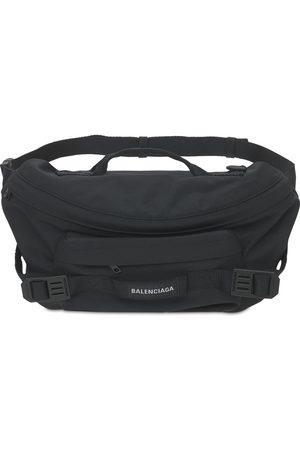 Balenciaga Men Belts - Army Nylon Large Belt Bag