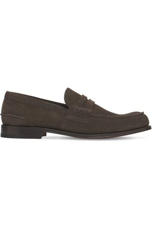 Church's Men Loafers - Permbrey Suede Loafers