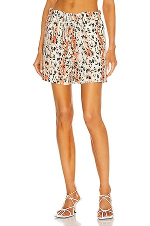 REMAIN Camille Short in Leopard